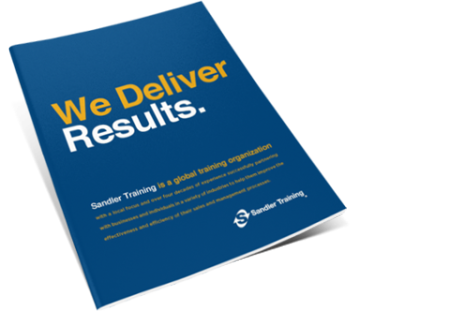 Sandler Results brochure